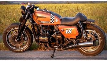 78 Honda Goldwing Cafe Racer