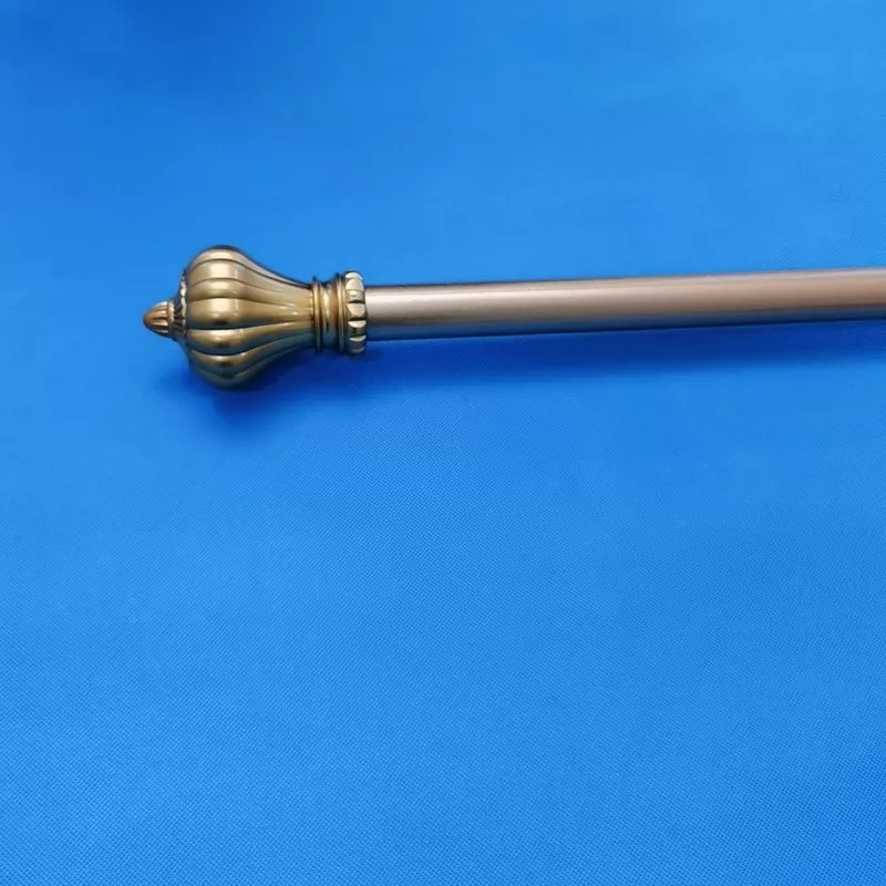 china cast iron pipe curtain rod steel pipe curtain rods manufacturer