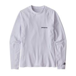 Patagonia Long-Sleeved RØ® Top White WHI