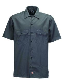 Dickies Work Shirt Charcoal Grey