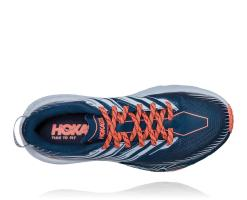 Hoka Speedgoat 4 Majolica Blue / Heather