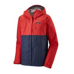 Patagonia Torrentshell 3L Jacket Fire FRE