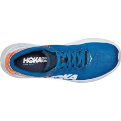 Hoka Carbon X Imperial Blue / White