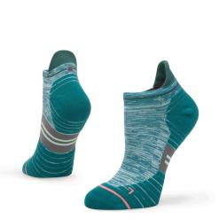 Stance Uncommon Solid Tab Feel360 Run Teal