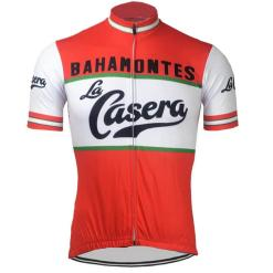 Freestylecycling La Casera Bahamontes Team Men's Cycling Jersey