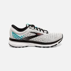 Brooks Ghost 13 Grey / Black / Capri