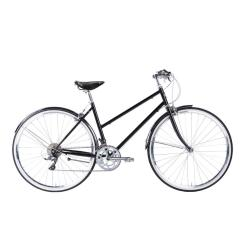 Siech 16 Speed Lady City Black