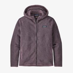 Patagonia Better Sweater Fleece Hoody Hyssop Purple HYSP
