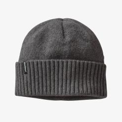 Patagonia Brodeo Beanie Feather Grey FEA