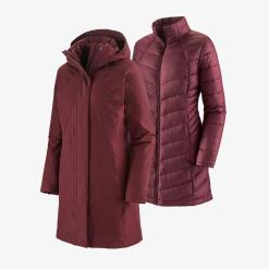 Patagonia Tres 3-in-1 Parka Chicory Red CHIR
