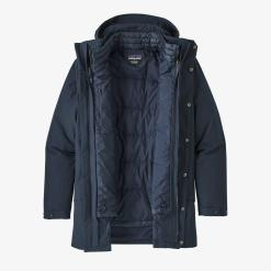 Patagonia Tres 3-in-1 Parka Kelp Forest KPF