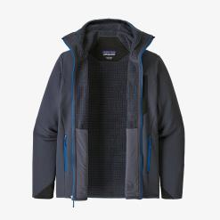 Patagonia R2® TechFace Hoody Smolder Blue SMDB