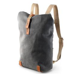 Brooks Pickwick 12l Grey/Honey