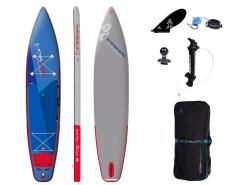 """Starboard 2021 Touring Inflatable Delux Single Chamber 12'6"""" x 30″"""
