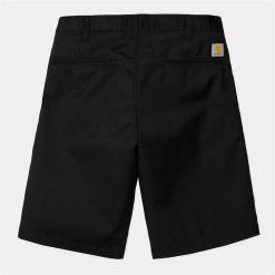 Carhartt Presenter Short Black Rinsed