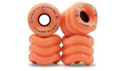 Shark Wheel California Roll (Nicky Guerrero) 60mm,78A Orange