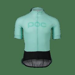 POC Essential Road Logo WS Jersey – Fluorite Green