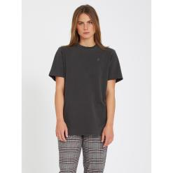 Volcom Solid Stone Embroidery Tee Black