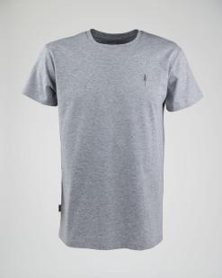 Nikin TreeShirt Basic Unisex Grey Mel