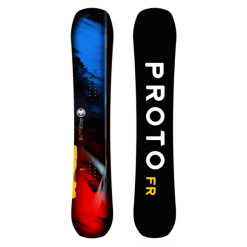 Never Summer Triple Camber Proto FR – X