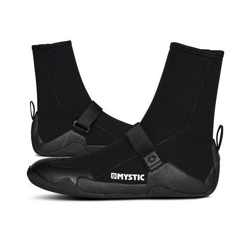 Mystic Star Boot 5mm Black Round Toe