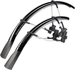 SKS Steckschutzblechgarnitur Raceblade Pro XL 28″ schwarz