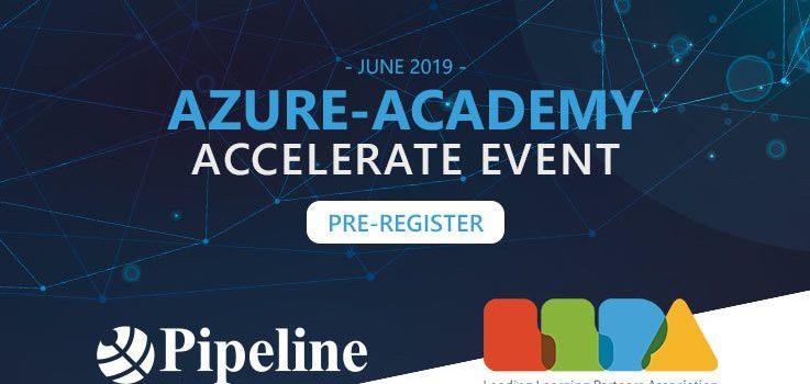 Azure Academy - accelerate event Pipeline