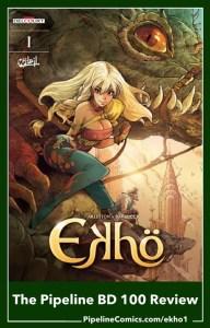 """Ekho volume 1 """"New York"""" Pipeline BD 100 review"""