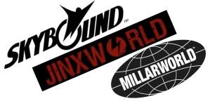 millarworld skybound jinx world logos