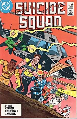 Suicide Squad #2 cover