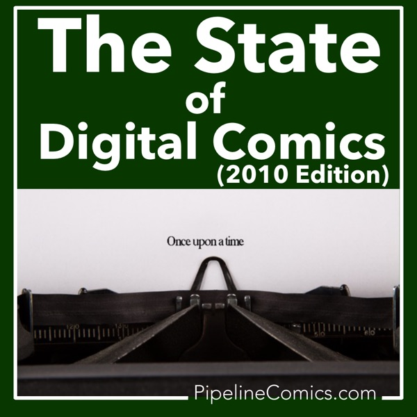 State of Digital Comics 2010
