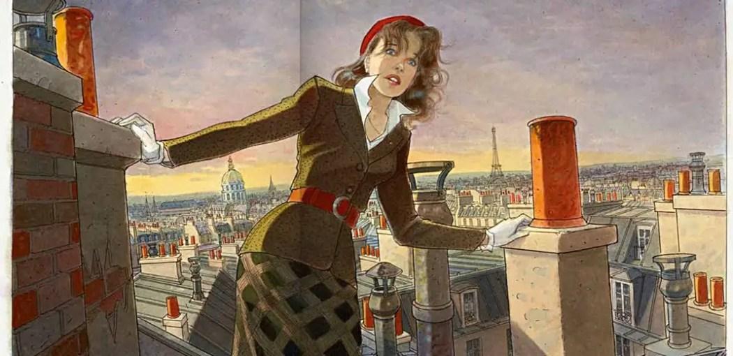 Jean-Pierre Gibrat Christie's Catalog for 2016 Fall Auction