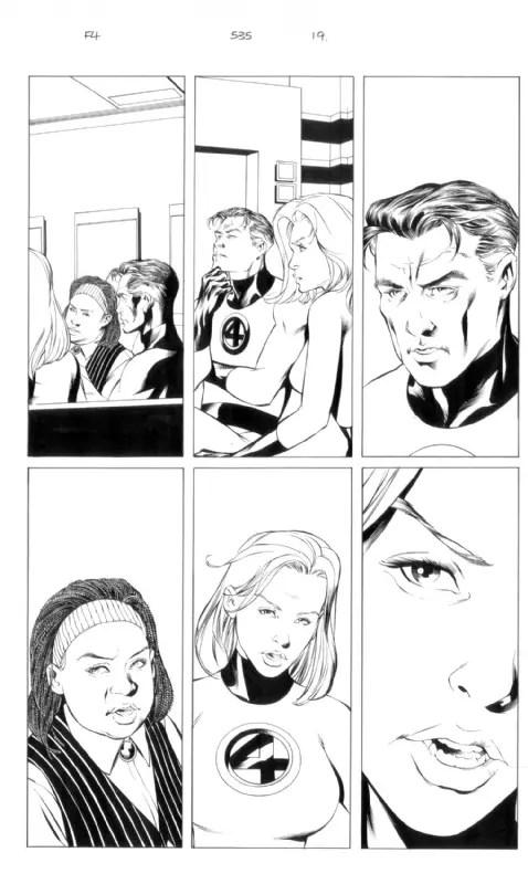 Fantastic Four #535 page 19