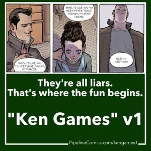 Instagram promo Ken Games v1 review