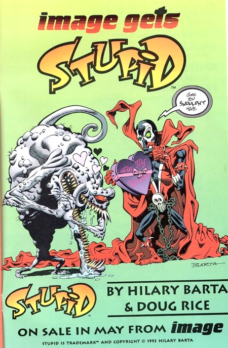 Stupid issue with Spawn by Hilary Barta