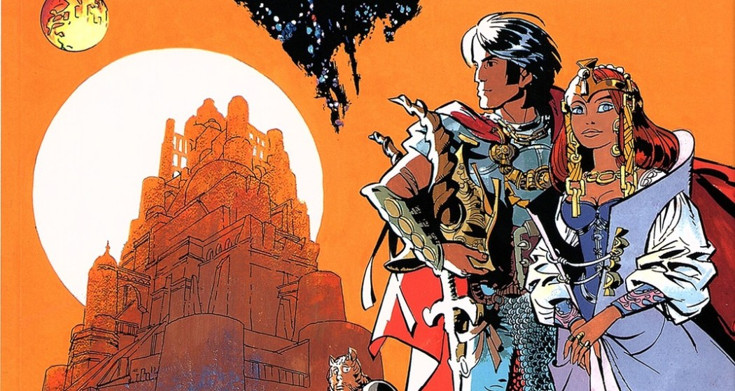 Valerian v2 The Empire of a Thousand Planets cover
