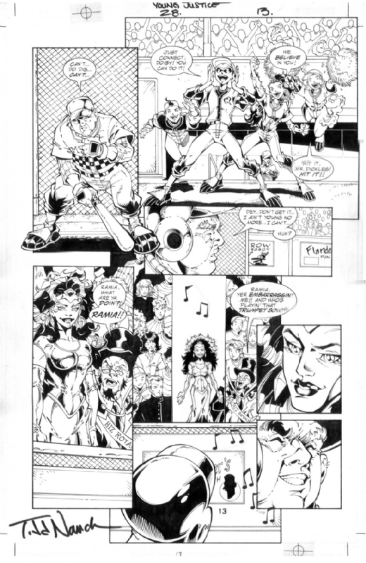 Young Justice #28 page 13