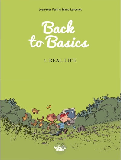 Back to Basics v1 cover