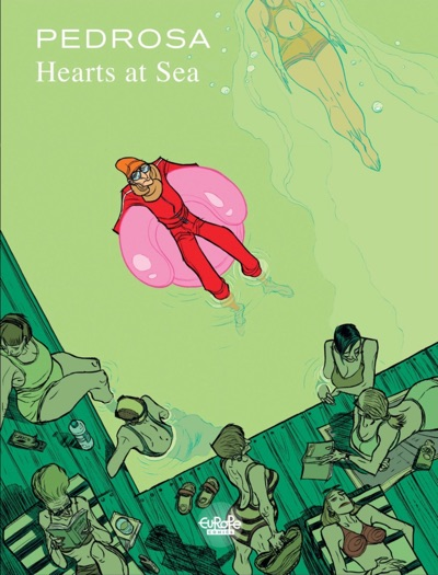 """Hearts of Sea"" cover by Cyril Pedrosa"