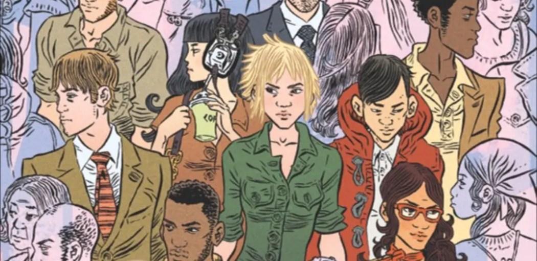 Eric Stephenson writes comics, too