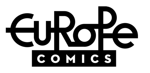 Europe Comics BD in English logo