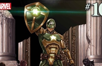 Secret Empire #10 cover