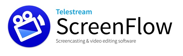 ScreenFlow for recording your screen and editing videos