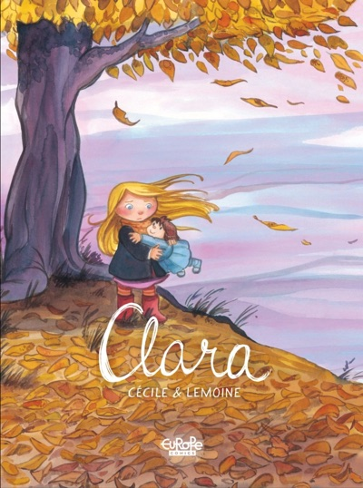Cover of Clara by Christophe Lemoine and Cecile