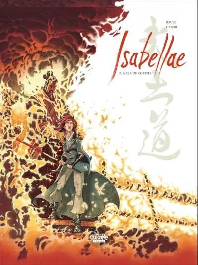Isabellae v2 cover