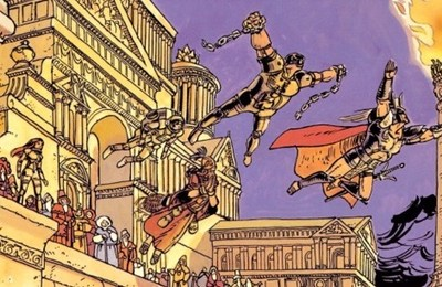valerian 8 heroes of the equinox cover header