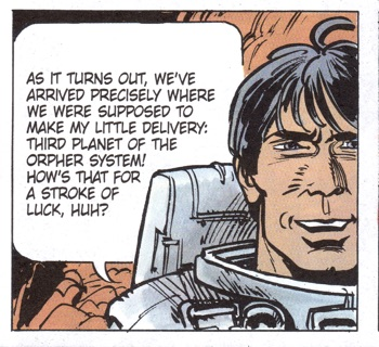 Worst piece of hack writing in Valerian history