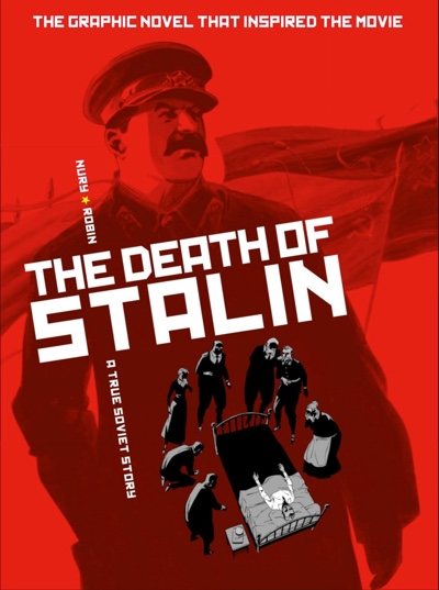 The Death of Stalin cover