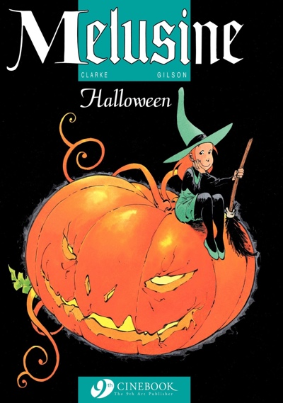 Melusine: Halloween Cover, which is allegedly volume 1, not v2 or v8