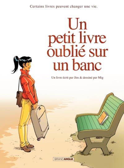 Un Petit Livre Oublie Sur Un Banc cover